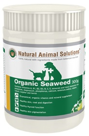 NAS Natural Animal Solutions Pet Supplements