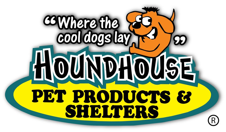 Houndhouse Dog Kennels Logo
