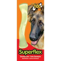 Fido Superflex Bone - Beef - Mid (13cm)