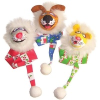 Fat Cat Holiday Mice TailChasers Cat Toy
