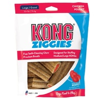 KONG Ziggies Dog Treats - Large - 198g