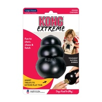 Kong Extreme Black Dog Toy - Large