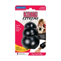 Kong Extreme Black Dog Toy - Medium