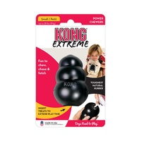 Kong Extreme Black Dog Toy - Small