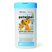 Petkin Pet Wipes - 30 Pack