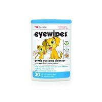 Petkin Pet Eye Wipes - 30 Pack
