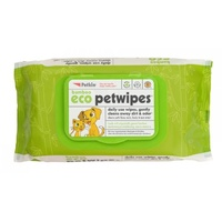 Petkin Bamboo Eco Pet Wipes - 80 Pack