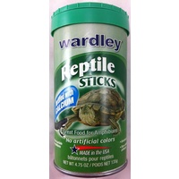 Wardley Reptile Sticks - 135g