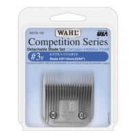 WAHL Competition Series Detachable Blade Set (#3F Extra Coarse 10mm)