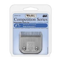 WAHL Competition Series Detachable Blade Set (#7F Medium Coarse 4mm)
