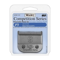 WAHL Competition Series Detachable Blade Set (#9 Medium 2mm)