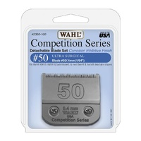 WAHL Competition Series Detachable Blade Set (#50 Ultra Surgical 0.4mm)