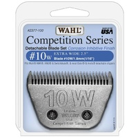 WAHL Competition Series Detachable Blade Set (#10 Extra Wide 1.8mm)