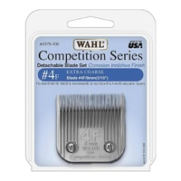 WAHL Competition Series Detachable Blade Set (#4F Extra Coarse 8mm)