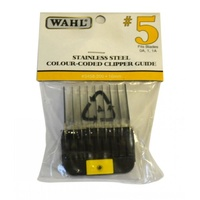 WAHL Stainless Steel Clipper Guide (#5 - 16mm) for KM-2