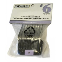 WAHL Stainless Steel Clipper Guide (#6 - 19mm) for KM-2
