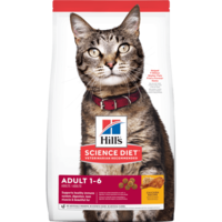 Hill's Science Diet Feline Adult Optimal Care Original - 4kg