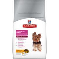 Hill's Science Diet Canine Adult Small & Toy Breed - 1.5kg