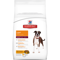 Hill's Science Diet Canine Adult Light - 3kg