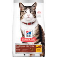 Hill's Science Diet Feline Adult Hairball Control - 2kg
