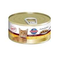Hill's Science Diet Feline Adult Tender Dinners Chicken - 156g