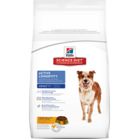 Hill's Science Diet Canine Adult 7+ Active Longevity - 7.5kg