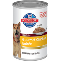 Hill's Science Diet Canine Adult Advanced Fitness Can Savoury Chicken - 370g