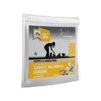 Meals for Mutts Puppy Turkey & Salmon - 2.5kg