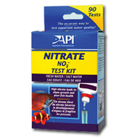 API Nitrate Test Kit - 90 Tests - Freshwater/Saltwater
