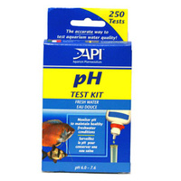 API pH Test Kit - 250 Tests