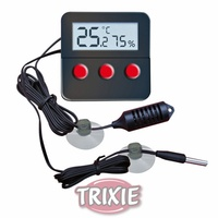 Reptile Digital Thermometer/Hygrometer with Remote Sensor