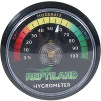 Reptile Analogue Hygrometer