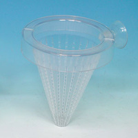 Cone Worm Fish Feeder - 65mm