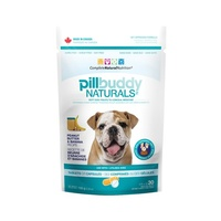 Pill Buddy Naturals - Peanut Butter & Banana - 150g (30 Treats)