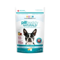 Pill Buddy Naturals - Peanut Butter & Apple - 150g (30 Treats)