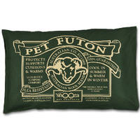 Snooza Futon Dog Bed Mini (Medium) - Green