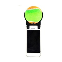 Pet Selfie Phone Attachment with Tennis Ball