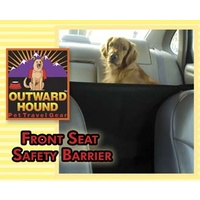 Car Front Seat Dog Safety Barrier