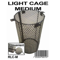ReptiFX Medium Light Cage for Reptile Terrarium - 18cm x 11.5cm