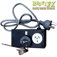 ReptiFX Reptile Thermostat with Stainless Steel Probe