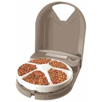 Eatwell 5 Meal Pet Feeder for Dogs & Cats