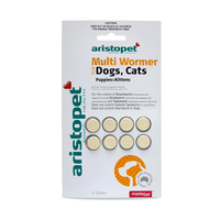 Aristopet All Wormer for Dog/Cats/Puppies/Kittens - 8 Tablets