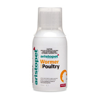 Wormer for Poultry (Aristopet) - 125ml