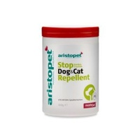 Stop Garden Repellent Crystals for Dogs & Cats (Aristopet) - 400g