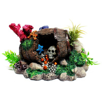 Reef with Skull - Large