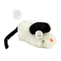 Play-N-Squeak Holiday Snowman Mouse