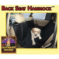 Car Back Seat Cover Hammock for Dogs