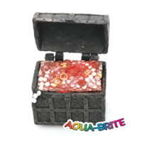 Aquabrite Treasure Box - 6.5x6.2x7.2cm