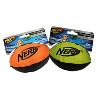 NERF Dog Trackshot Retriever Football - Medium (12.7cm)