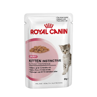 Royal Canin Kitten Instinctive in Gravy - 85g